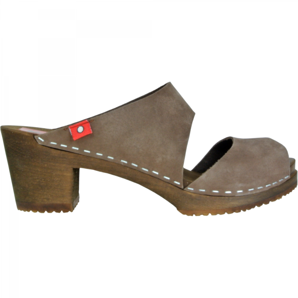 clog 6 1/2 berlin toffee