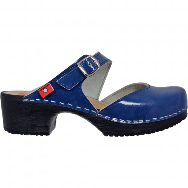 clog soft mary jane navy