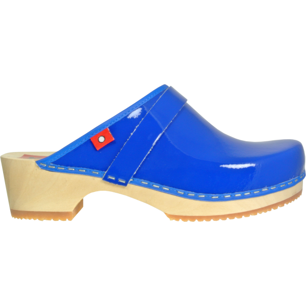 clog royal blue